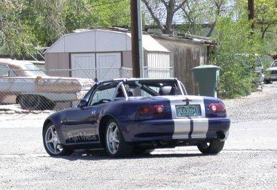 Blue 2 - normal OTC first drive