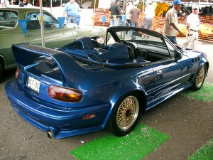 Custom Mazda Miata rear by LPAGAN401