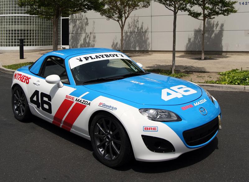 Race 2 - BRE-mazda-MX-5-miata
