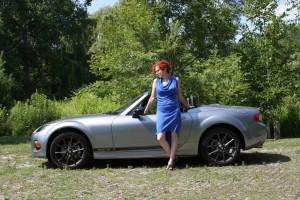 Girlz 1 - Krystyna-Lagowski-Mazda-MX-5-Miata