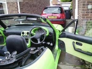 Int-Ext 2 - normal green MX5 interior 13721122951