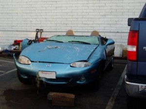 Oopsies - normal Ouch Miata