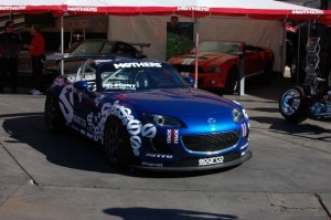 Race-Track - 28 Sparco MX-5