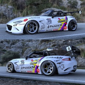 Rimz 2 - 2016-mazda-mx-5-miata-gets-rocket-bunny-kit-looks-wilder-than-ever-103280 1