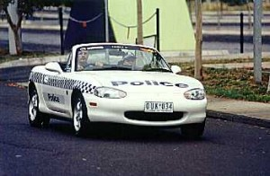 White 2 - mx5policecar