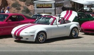 White 2 - normal vc2001 pit miata